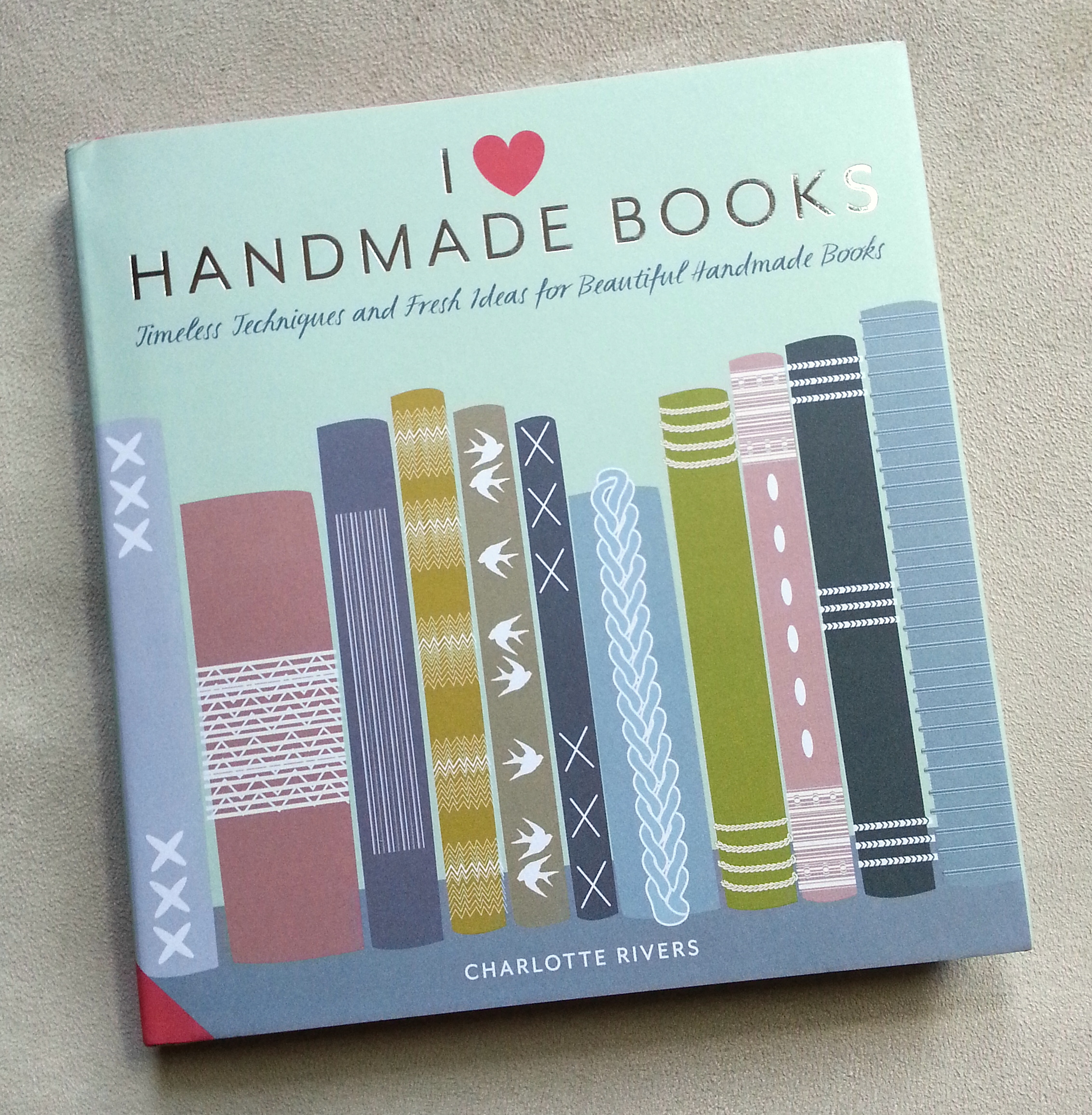 how to make your own handmade book